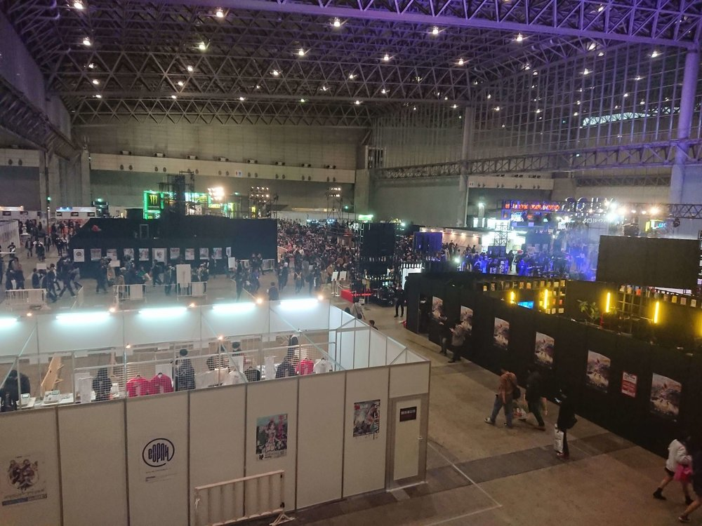 Picture of Tokaigi from Second Floor