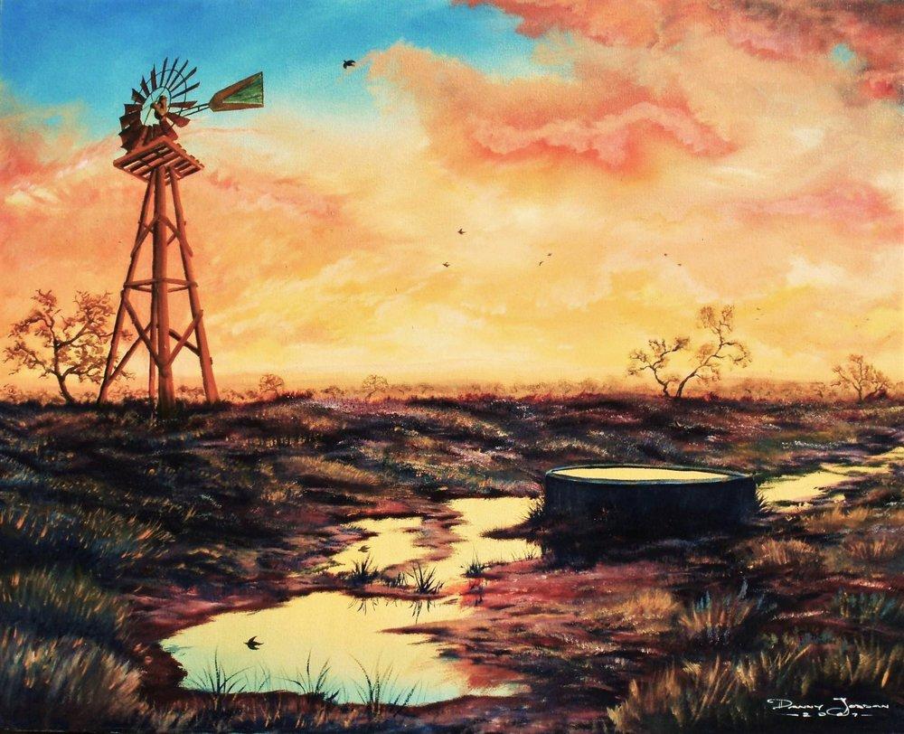 Sunset Windmill 20x24 - Copy.JPG