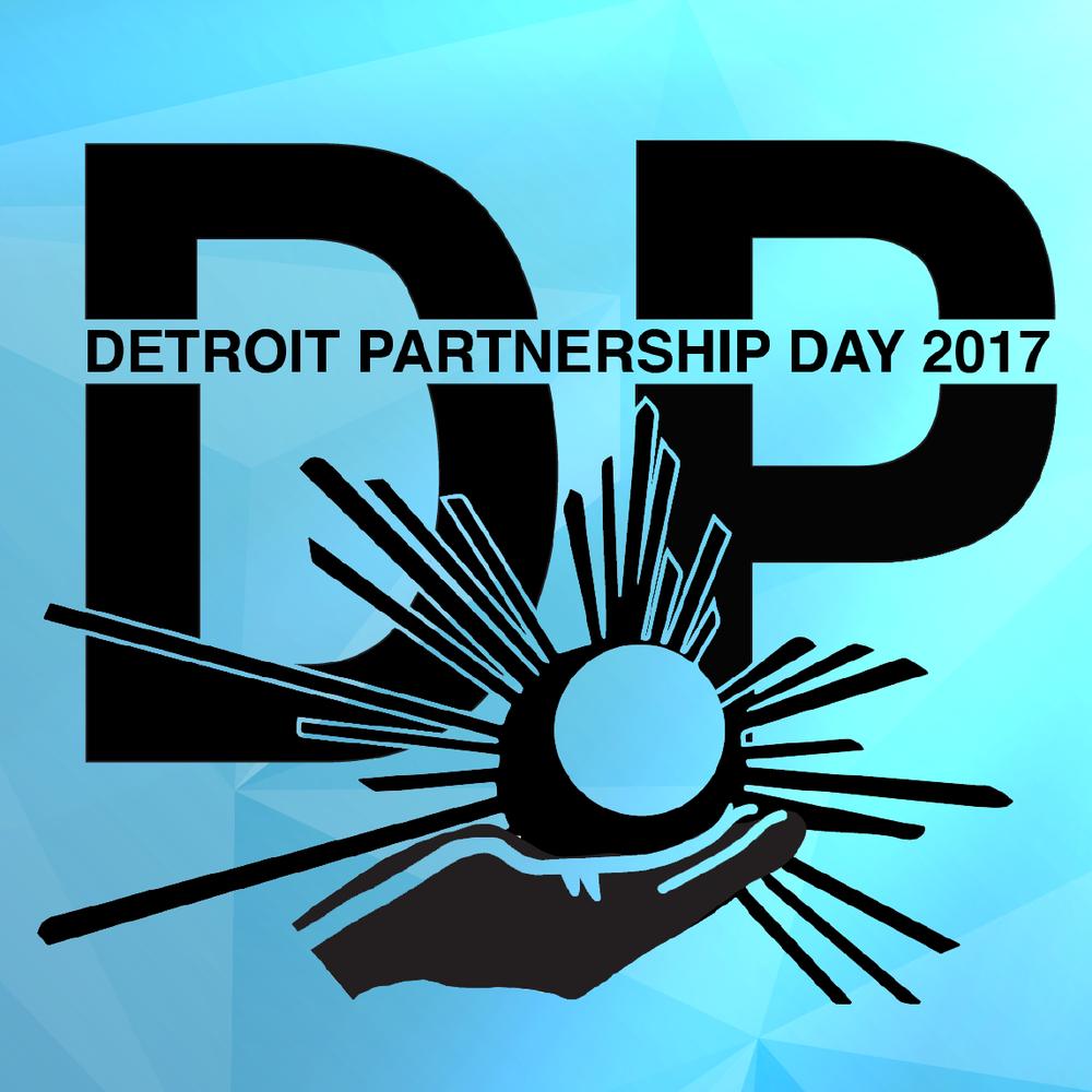 Detroit partnership - Logo Design and Branding