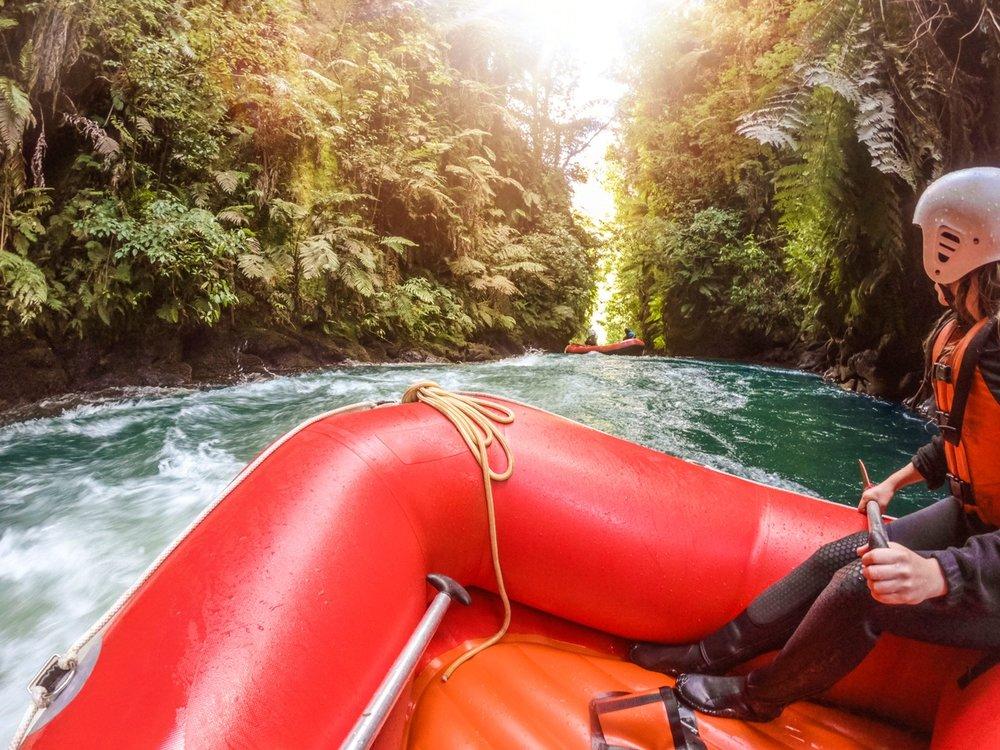 WHITE WATER RAFTING - KAITUNA RIVER