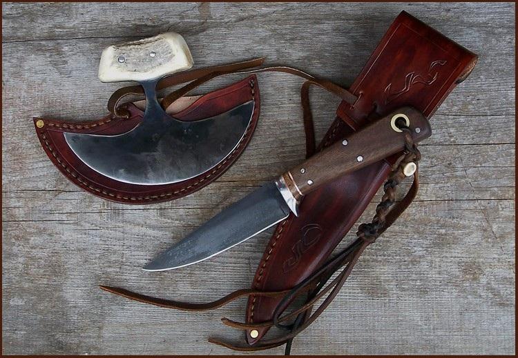 Custom Made Hunting Knives