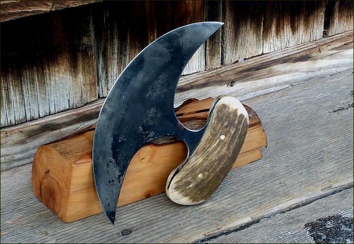 Handmade Cook Ulu Knives