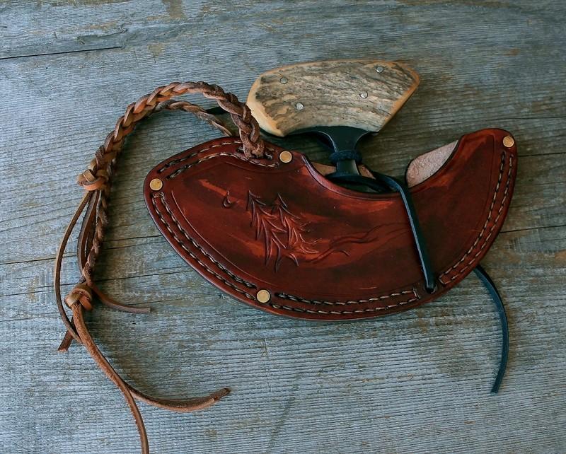 Custom Handmade Sheath
