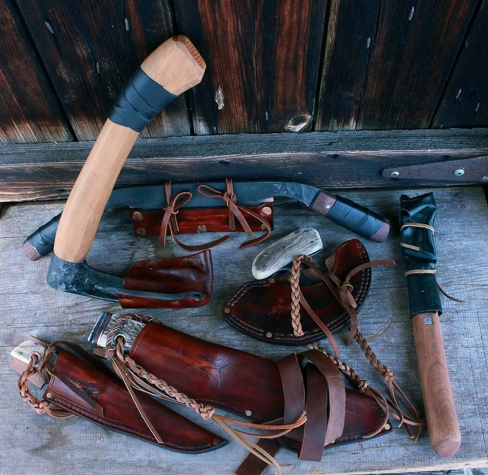 Bushcraft Survival Tool Kit