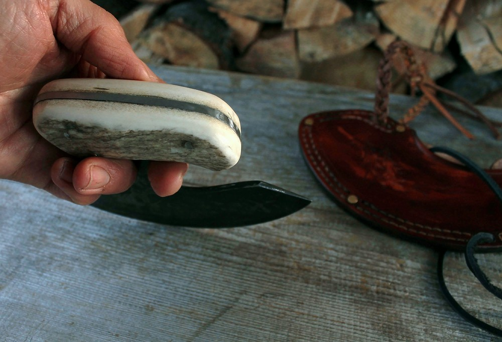 Hand Built Solid and Tough Ulus
