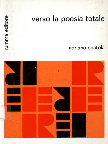 spatolapoesiatotale1969editioncover
