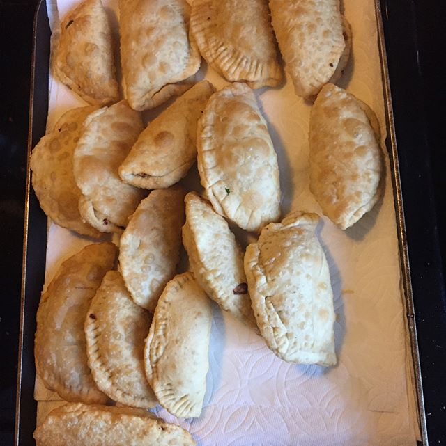 Next is Empanadas! A recipe from South America. Yum 😋 #cultural #cooking #empanadas #cerieastbay #oakland #youth #community