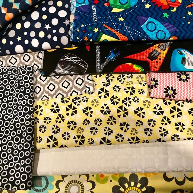 I might have a fabric shopping addiction problem 😆