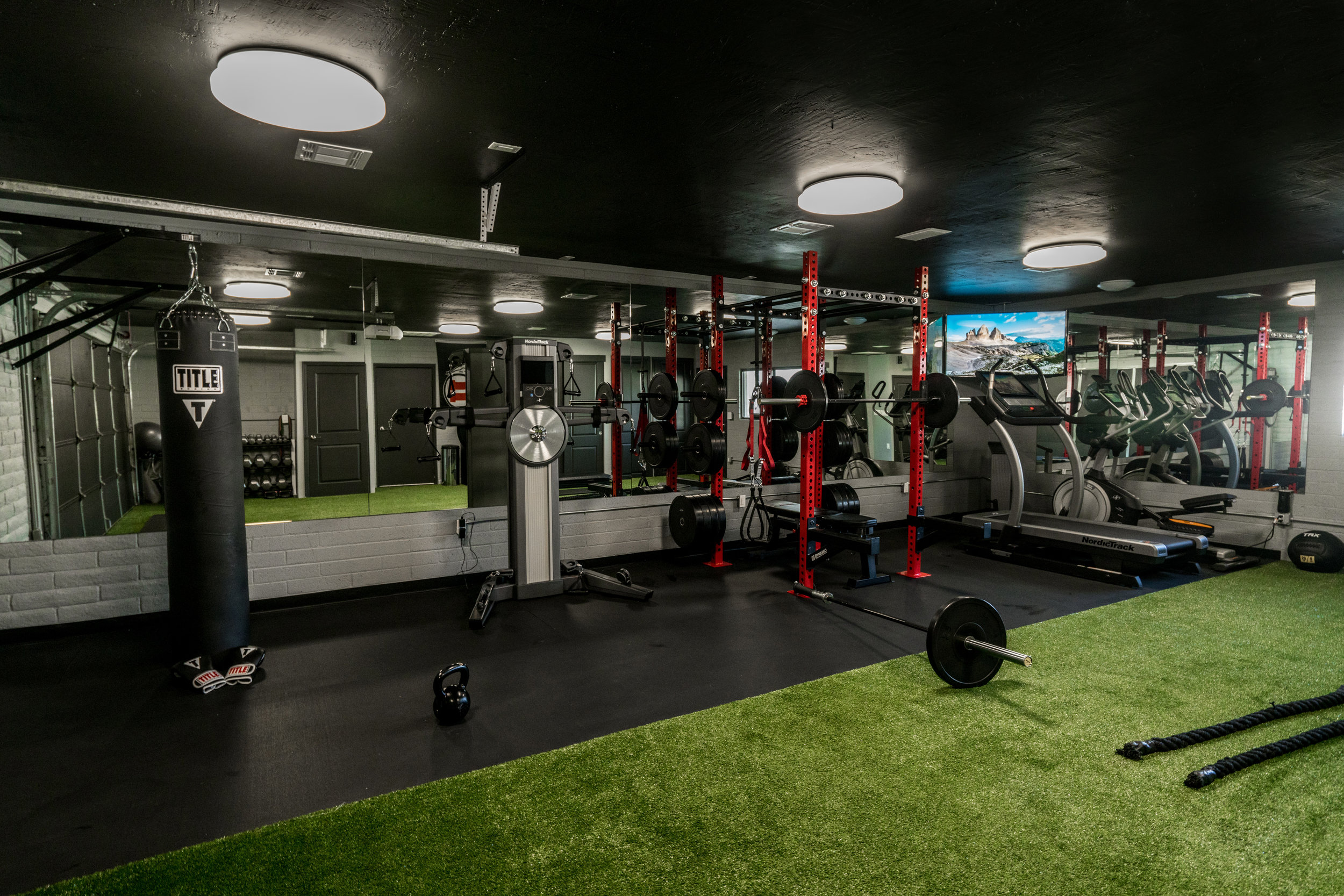 Sweat garage u2014 john peel fitness