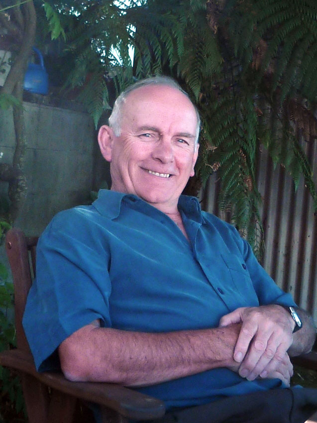 Bernie Hanvey NZ Author