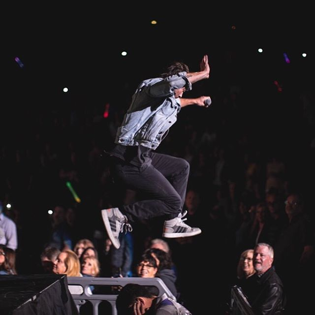 @tenthavenuenorth is jumping into their last weekend of @theroadshow! All upcoming tour dates in the link in our bio.