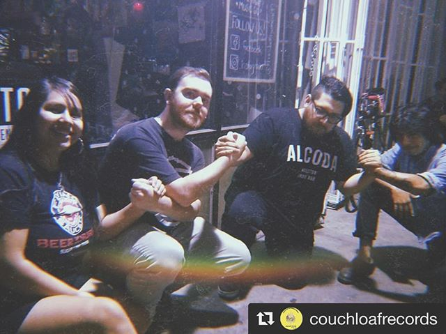 we had such a great time last night! chill vibes + plethora of creatives. texas shoegaze on top y'all.  #Repost @couchloafrecords ・・・ Another amazing night - on a SUNDAY BRO. Y'all are so dope and we're looking forward to booking more bands in the future. It was so scary but the turnout was surprising, special thanks to @maylyza_htx for the feature film as well. I hope that you do more of them and that last night showed you a lot. @angelauraband - @alcoda777 thank you!! (Peep the power pose)