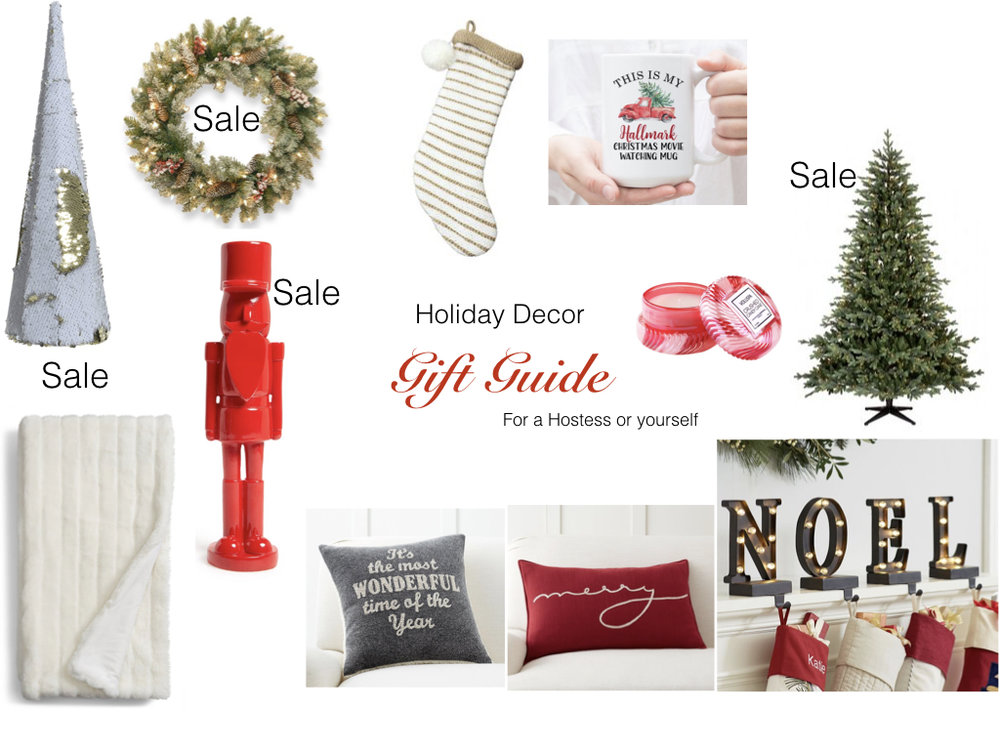 Home Decor Gift Guide Sweetie E Lifestyle