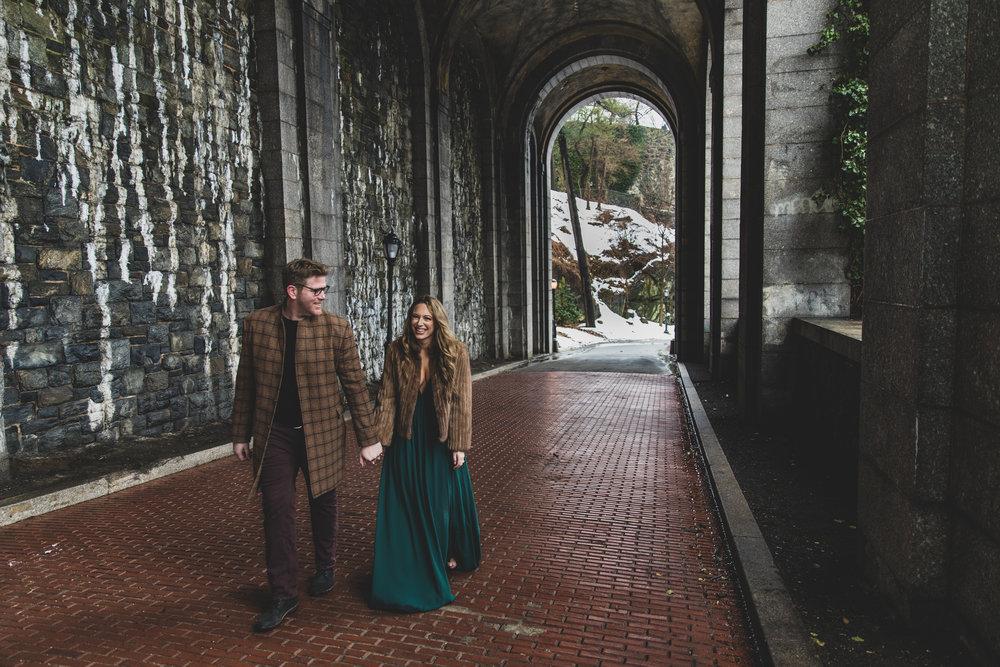 David & Lisa Engagement -