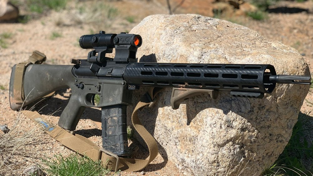 WWSD CARBINE OFFICIAL COMPONENTS -