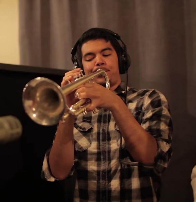 Aaron recording.png