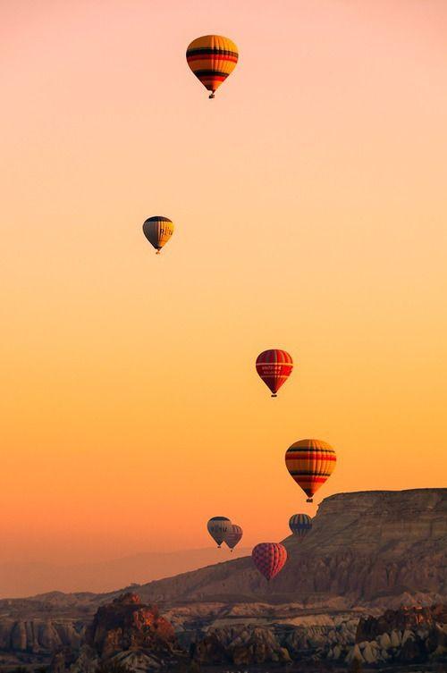 hot air balloon best gift experience