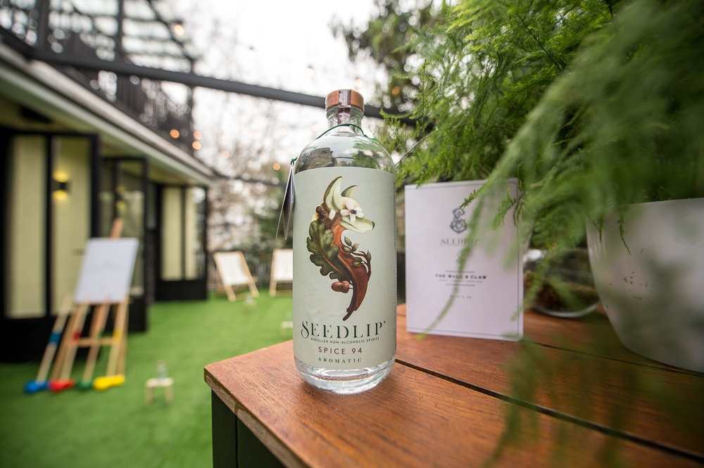 INSIGHT - - Seedlip is a nature company on a mission to solve the dilemma of what to drink when you're not drinking- Served in 8 out of the 10 Best Cocktail Bars in the world, over 250 Michelin Restaurants & 6,000+ accounts globally- New to market in China, Seedlip is focused on connecting with top mixologists and industry leaders, and increasing consumer brand awareness