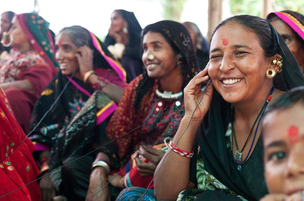 CBI 4 Réalisations - Égalité des droits fonciers pour les femmes.