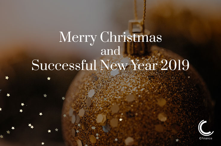Mail On Christmas Eve 2019.Merry Christmas And Happy New Year 2019 C Finance