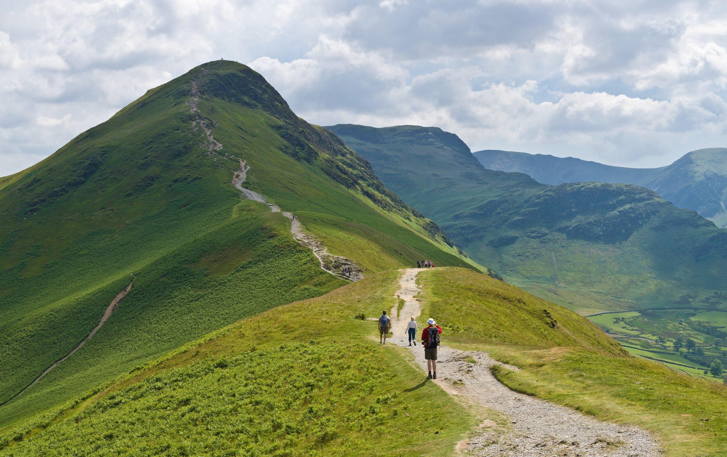 british walking holidays