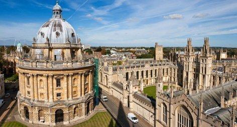 Walking Holidays England - Oxford