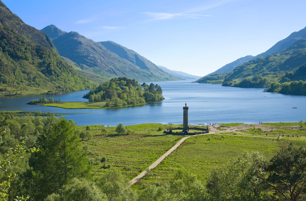 Walks In Scotland→ -