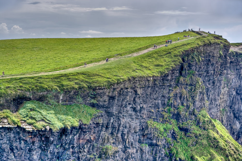 Walks In Ireland → -