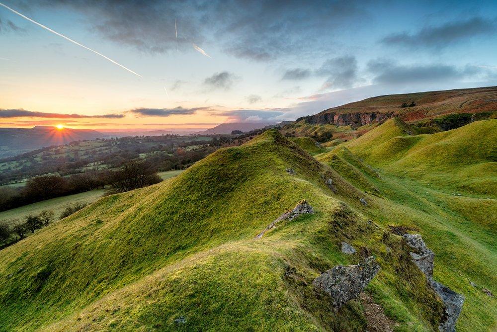 Walks In Wales → -