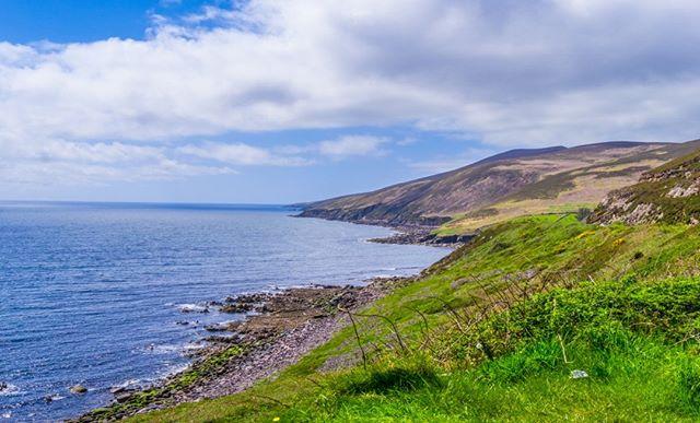 The Dingle Peninsula on Ireland's southwest Atlantic coast is ringed by sandy beaches and cliffs with rolling hills and mountains inland.  http://bit.ly/britishandirish . . .  #DinglePeninsula #Ireland #AtlanticCoast #Irishbeach #irishcountryside #theoutdoors #countrysidewalk #walkingholidays #walkingtour #theoutdoors #countryair #peaceandquiet #natureatitsfinest #freedomtotravel #hikingtour #getoutdoorsmore #countrysidephotography #capturingbritain #theemeraldisle #walkingtheworld #walkingaroundtheworld #hikinglifestyle #hiking_daily #irelandtravel #ireland_travel #ireland_insta #irelanddaily #irelandphotography