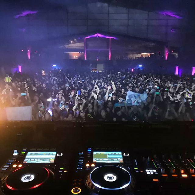 Amazing night in Austin. Let's do it again tonight @echostagedc !