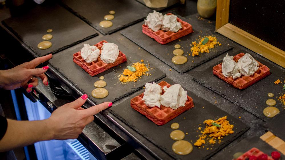 Waffle & Co, Saffron Walden