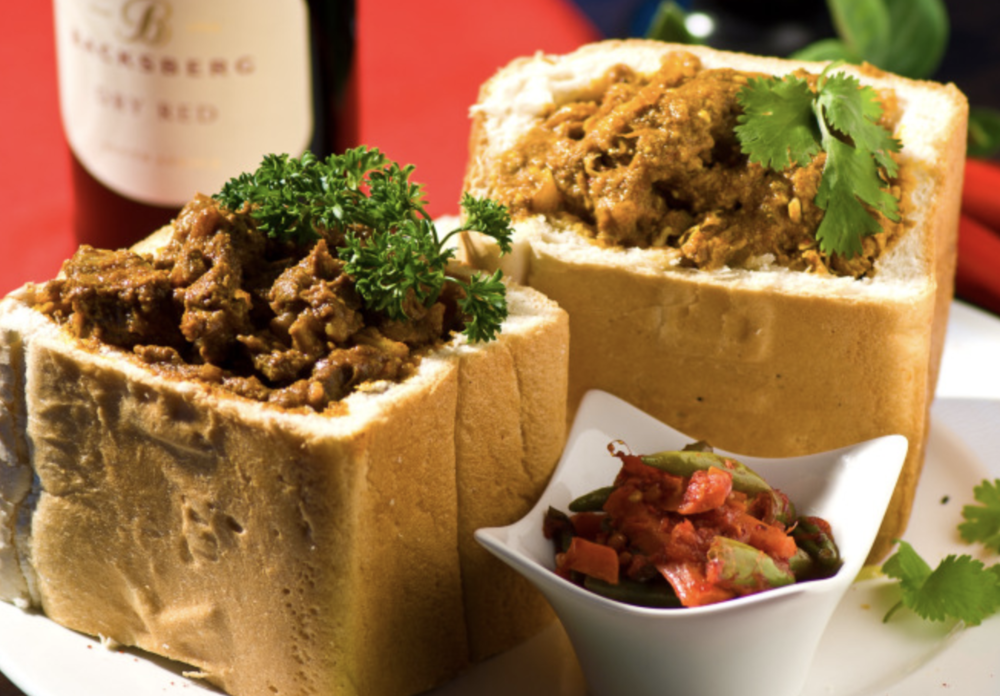 Bunny Chow - Dish to Try in South Africa