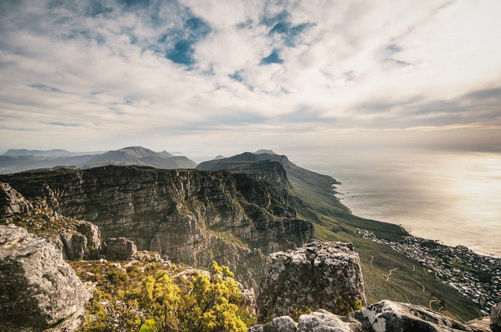 Jo'Burg + Cape Town - May 2019 (Mother's Day Experience)