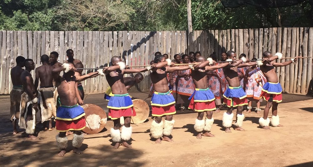 Jo' Swazi:Two CountriesOne Experience - August 2019 (Labor Day Week)