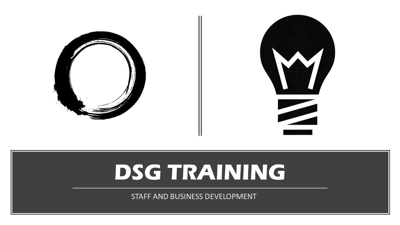 dsg training training consultants