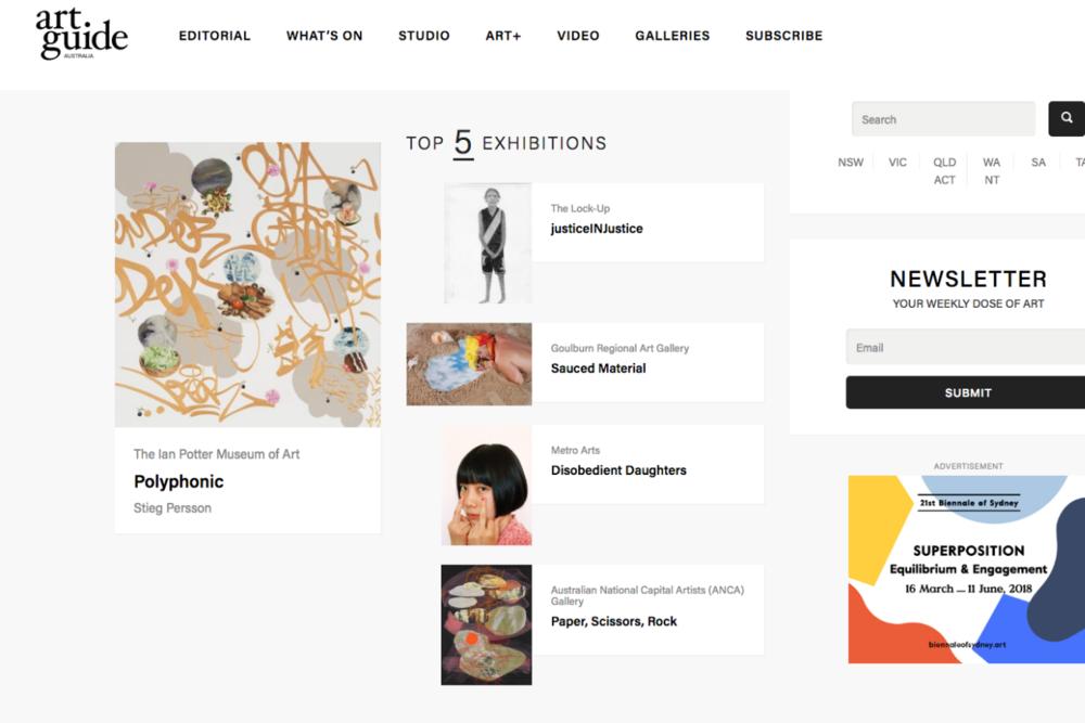Art Guide -