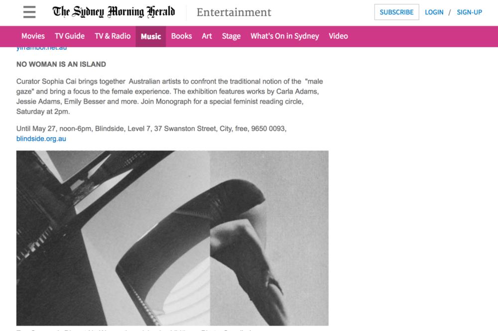 Sydney Morning Herald -