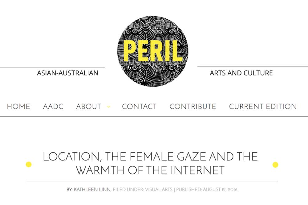 Peril Magazine -