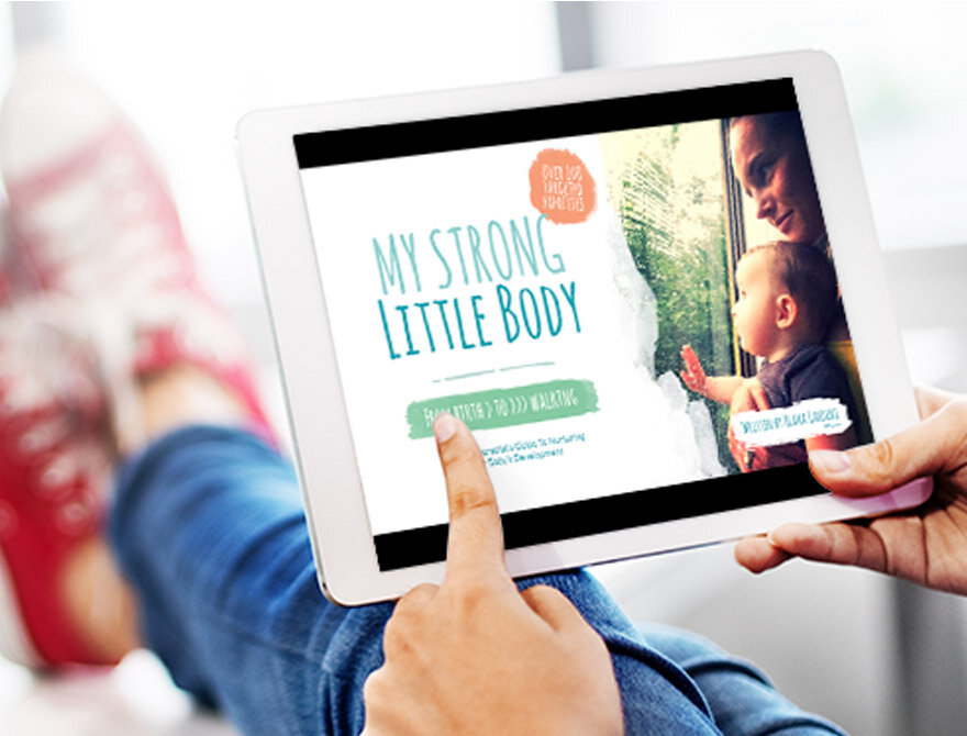 My Strong Little Body eBook — my strong little body