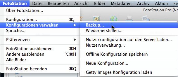 FotoStation MAC