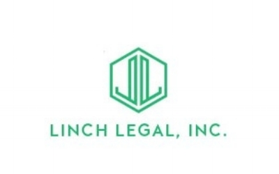2018.10.18. Logo. Linch Legal (final) - green on white.jpg