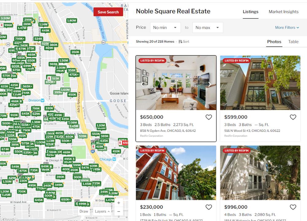 Removing neighborhood boundaries. Notice a pattern?