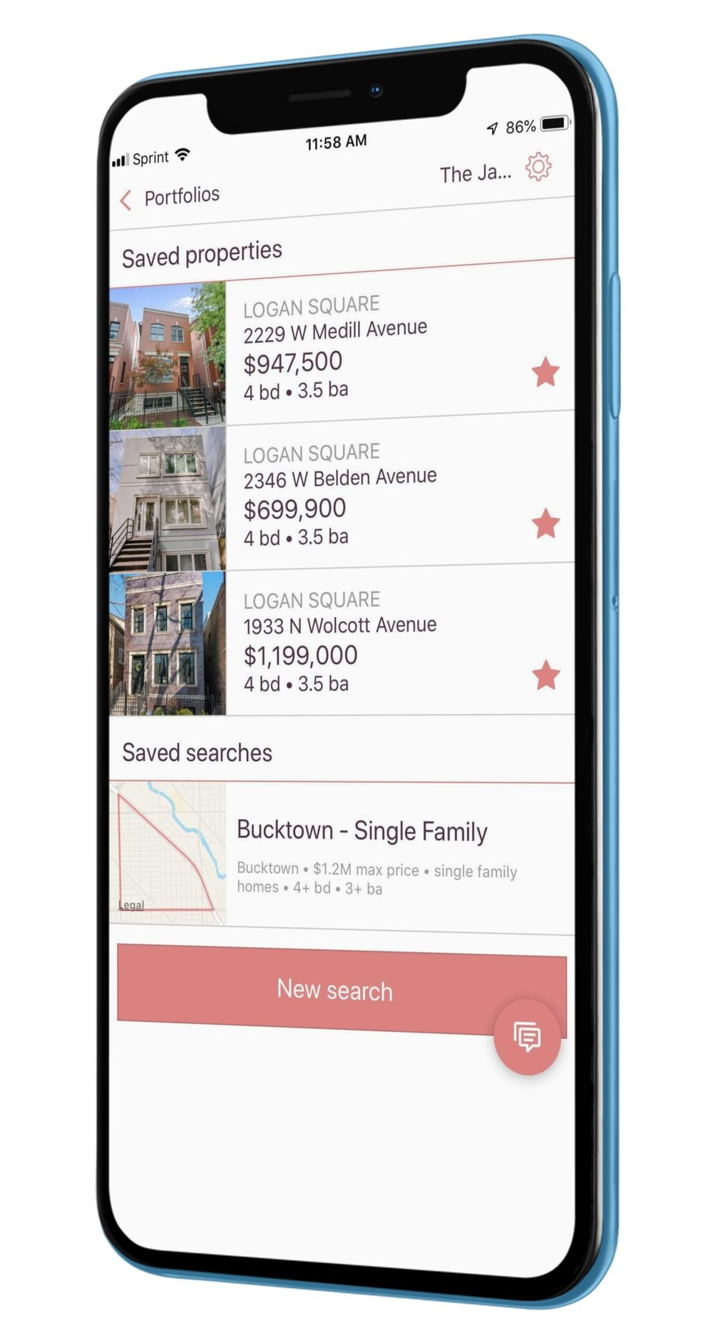 a home buying hq - Sign up free and invite collaborators in your home buying journeyAll real-time MLS listings with new listing alerts and activity notificationsCreate saved searches by neighborhood, school, and more