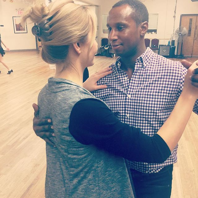 #weddingdance lesson with #ballroomweddingdance