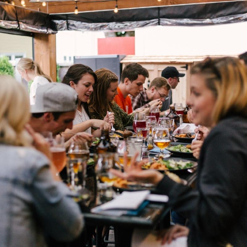 restaurants & bars -