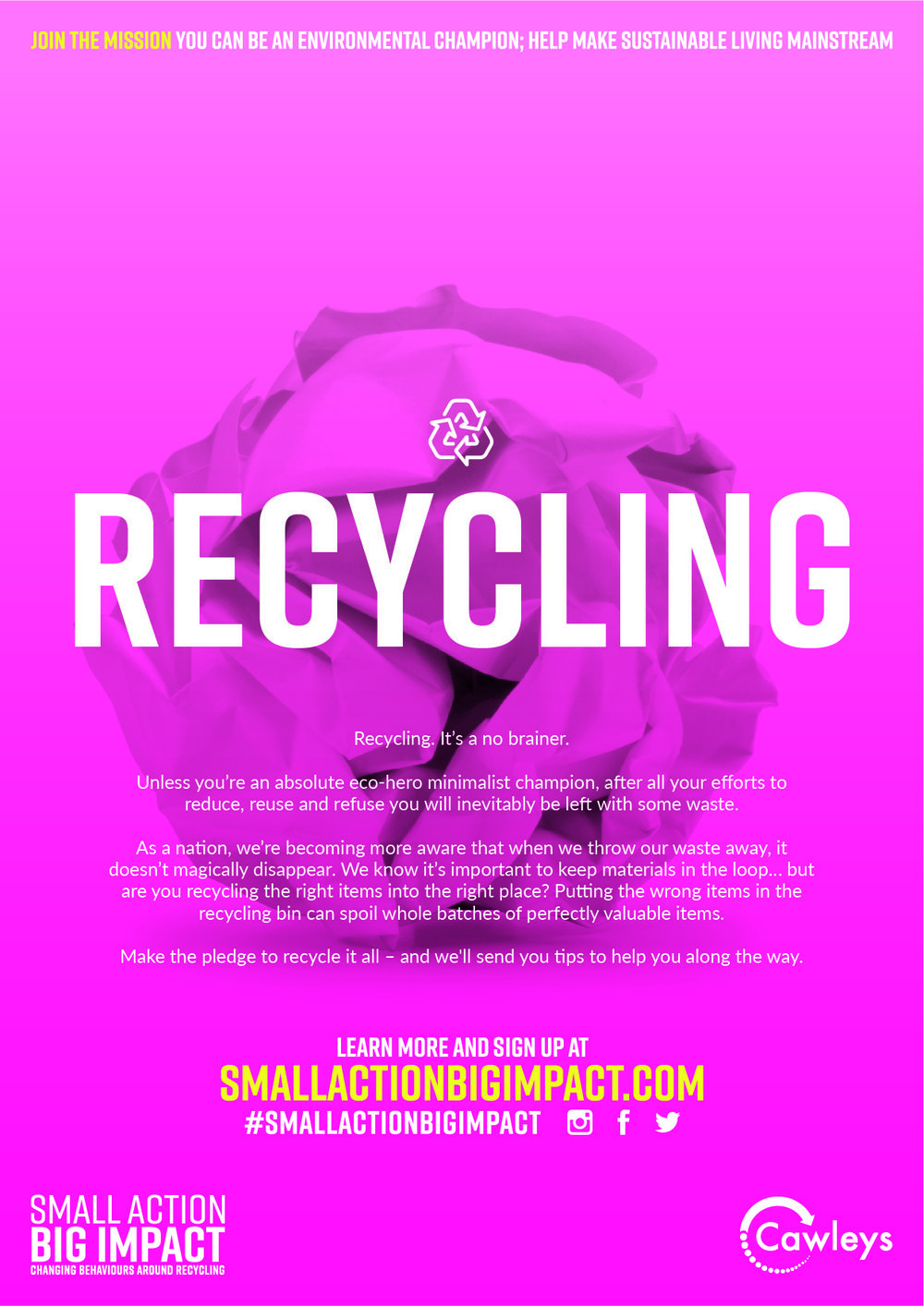 sabi poster no pledge number_recycling.jpg