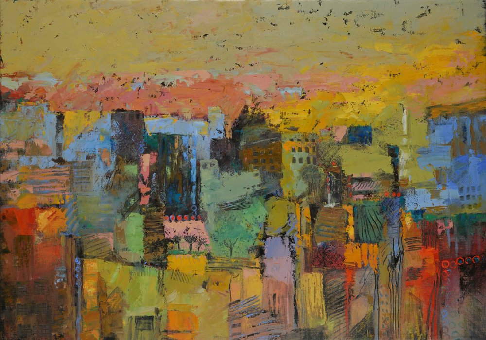 City of Arts and Innovation - 34x24