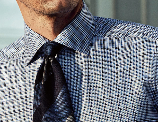 Dress Shirts & Neckwear