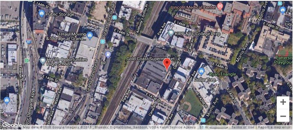 Gold Coast Supermarket located at 381 Canal Pl, Bronx, NY 10451